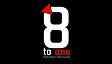 8 to one